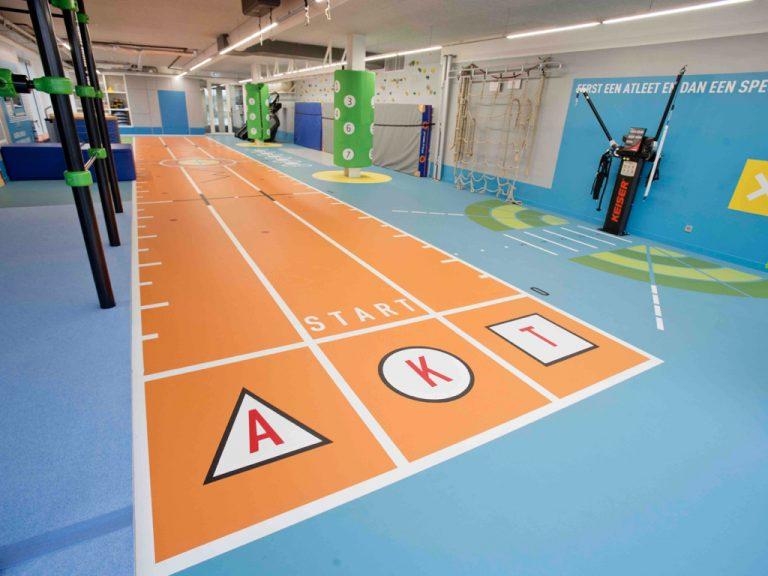 Athletic Skills Gymnasium ASM : AKT-multizaal5